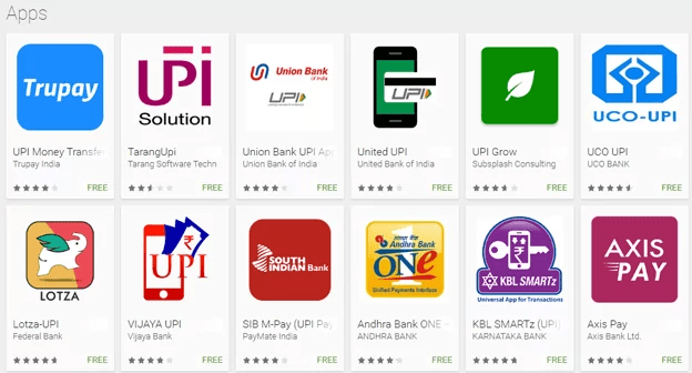 RBI UPI Apps - Youth Apps.PNG