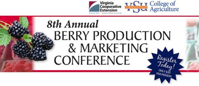 8th Annual Berry Production & Marketing conference