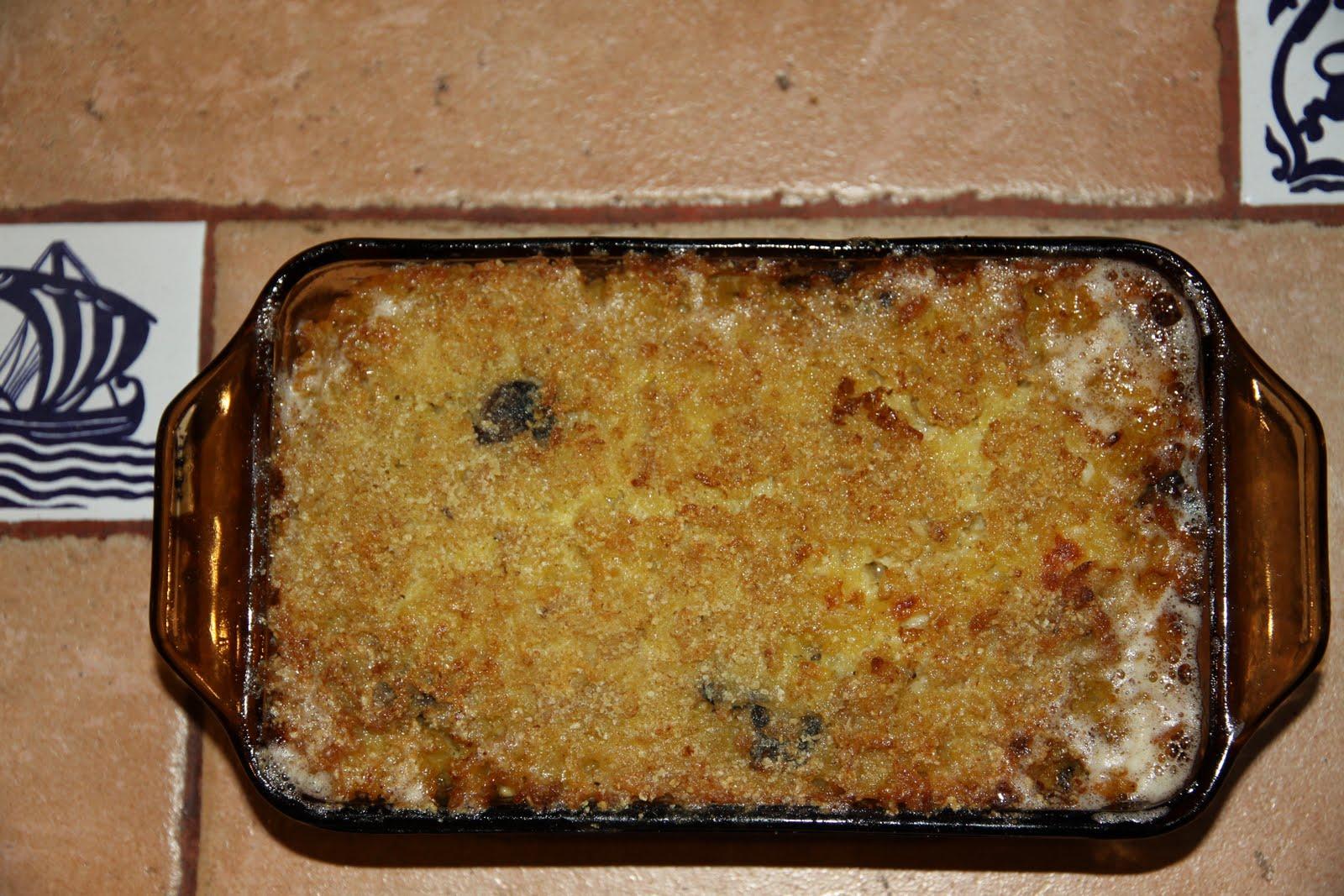Рисовая запеканка под хлебной крошкой – кулинарный рецепт