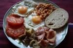 Британский завтрак