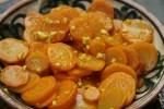 Морковь с шафраном