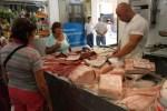 Оптовый рынок морепродуктов в Кадисе