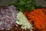 Ингредиенты для супа Риболлита