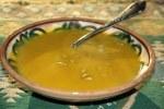Зимняя еда: тыквенный суп с пряностями