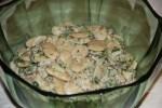Салат из белой фасоли