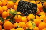 Новый урожай апельсинов