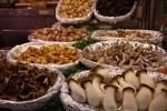 Свежие грибы январского урожая