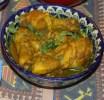 Индийское карри с курицей