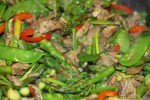 Свинина по-тайски