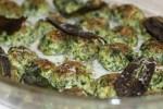 Ньокки из шпината с рикоттой