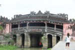 Старый японский мост