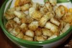 Крутоны для салата