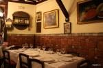 Мадрид. Зал ресторана Ботин