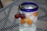 Джин-тоник с ягодами