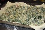 Пирог с мангольдом