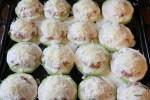 Кабачки фаршированные мясом с рисом