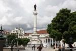 Площадь в Лиссабоне