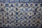 Старинные изразцы кондитерской Белен в Лиссабоне
