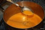 Крем-суп из перца от Жан-Андре Шарияля