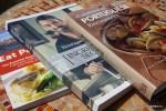 Книги о португальской кухне