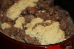 Добавляем пасту из имбиря с чесноком