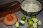 Маринуем лук с соке лайма