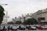 Авенида 9 июля в Буэнос-Айресе, самый широкий проспект в мире