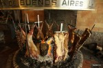 Аргентинские вертикальный гриль