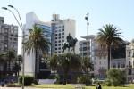 Площадь Независимости в Монтевидео, Уругвай