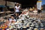 На рынке у моста Инки. Мендоса, Аргентина