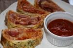 Стромболи с томатным соусом
