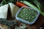 Ингредиенты немецкого горохового супа