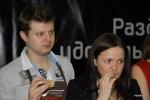 Кажется, тортилья удалась: Илья и Наташа одобряют