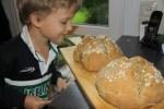 Филиппа очень заинтересовал ирландский хлеб
