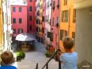 Внуки смотрят на Геную