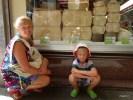 Устали от сырного изобилия в Генуе