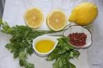 Ингредиенты для маринада