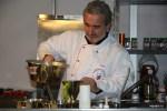 Шеф-повар парижского ресторана Costes Дидье Коли дал мастер-класс в Москве
