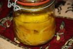 Домашние соленые лимоны