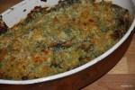 Суфле из листьев мангольда