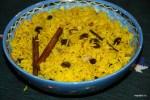 Желтый рис по-южноафрикански