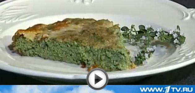 Сформато - итальянский пирог без муки | Вся Соль