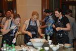 Готовлю начинку для кружевных малайзийских блинов