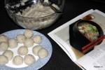 Готовлю рыбные шарики по малайзийскому рецепту