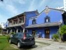 Голубой дом в Джорджтауне признан ЮНЕСКО объектом мирового наследия