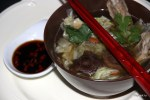 Малайзийский суп из свиных ребрышек Ба-Ку-Тэ