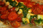Тарт с помидорами черри: летнее блюдо, которое так же хорошо зимой
