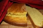Домашний кукурузный хлеб  к caldo verde