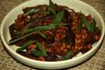 Баклажаны со свиным фаршем по-сычуаньски