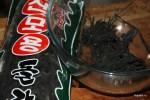 Сушеная корейская морская капуста